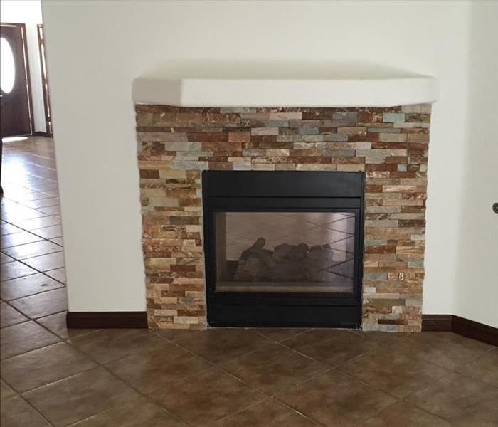 Fire Place Reconstruction in Sun City